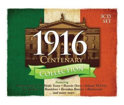 1916 Centenary Collection - Various Artists [CD]