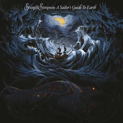 A Sailor's Guide to Earth - Sturgill Simpson [CD]
