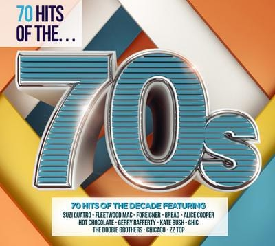 70 Hits of the 70s - Various Artists [CD]
