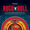 Classic Rock 'N' Roll - Various Artists [CD]