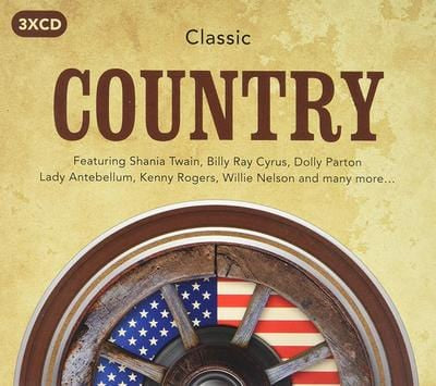 Classic Country - Various Artists [CD]