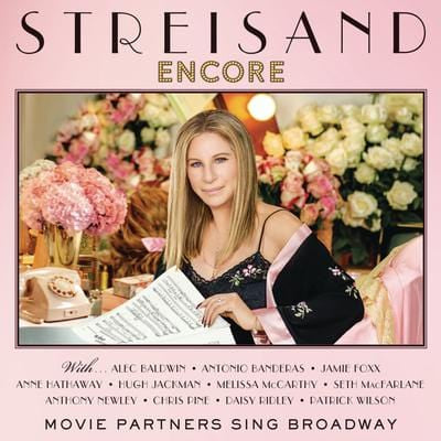 Encore: Movie Partners Sing Broadway - Barbra Streisand [CD Deluxe Edition]