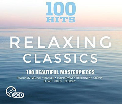 100 Hits: Relaxing Classics - Various Performers [CD]