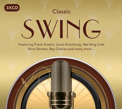 Classic Swing:   - Various Artists [CD]