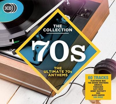 70s: The Collection (Rebrand):   - Various Artists [CD]