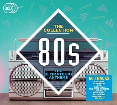 80s: The Collection:   - Various Artists [CD]