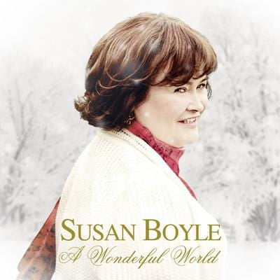 A Wonderful World - Susan Boyle [CD]
