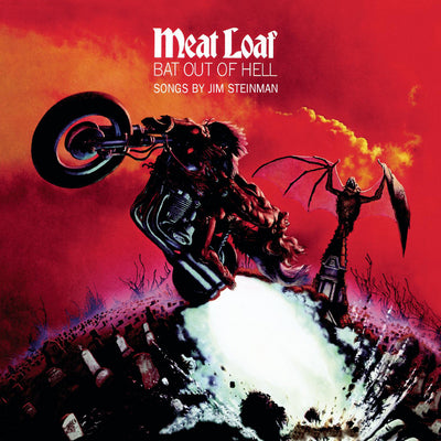 Bat Out of Hell - Meat Loaf [VINYL]