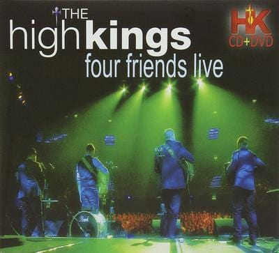 Four Friends Live - The High Kings [CD]