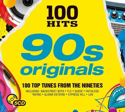 100 Hits: 90s Originals - Various Artists [CD]