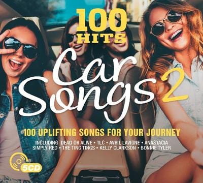 100 Hits: Car Songs 2 - Various Artists [CD]