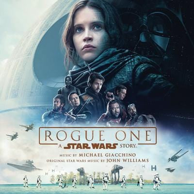 Rogue One: A Star Wars Story:   - Michael Giacchino [VINYL]