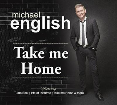Take Me Home - Michael English [CD]