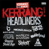 Kerrang! Headliners:   - Various Artists [CD]