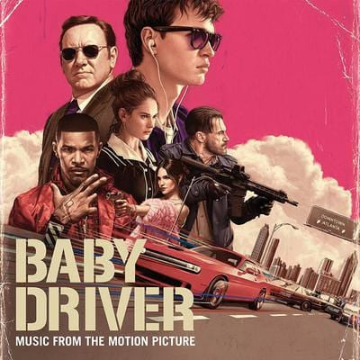 Baby Driver:   - Various Artists [CD]