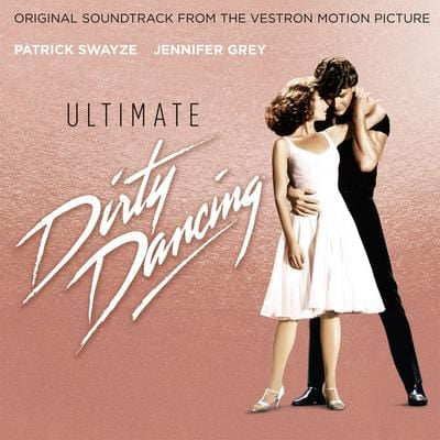 Ultimate Dirty Dancing - Various Artists [CD]