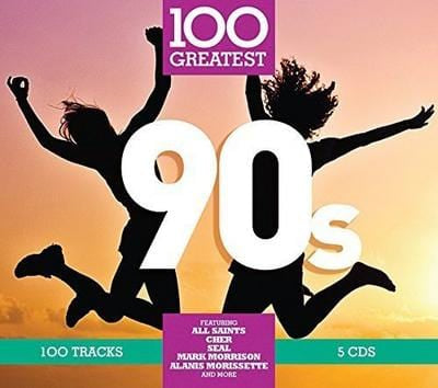 100 Greatest 90s:   - Various Artists [CD]