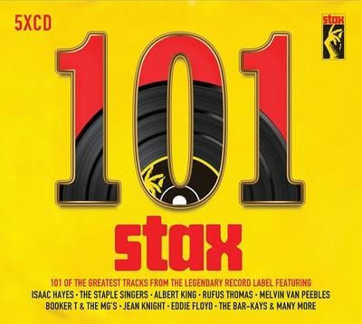101 Stax Records:   - Various Artists [CD]