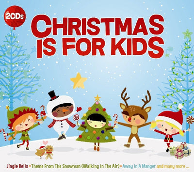 Christmas Is for Kids:   - Various Artists [CD]