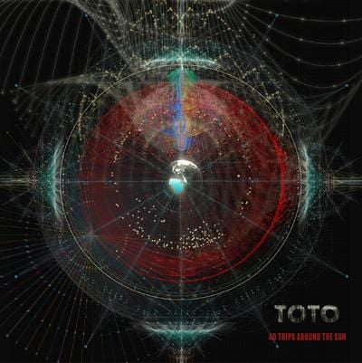 40 Trips Around the Sun: Greatest Hits - Toto [CD]