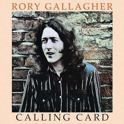 Calling Card - Rory Gallagher [VINYL]