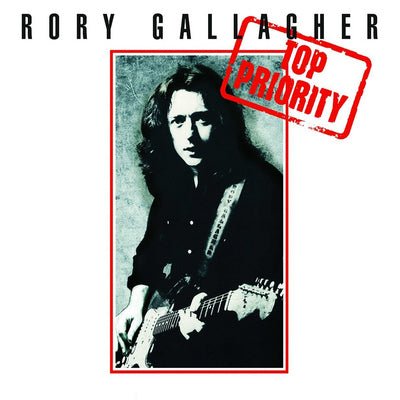 Top Priority - Rory Gallagher [VINYL]