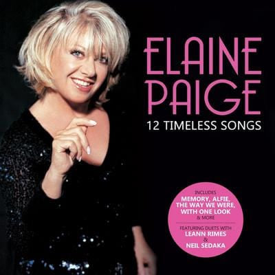 12 Timeless Songs - Elaine Paige [CD]