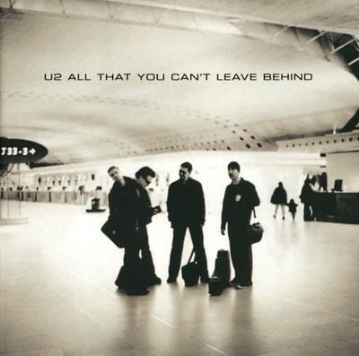 All That You Can't Leave Behind - U2 [VINYL]