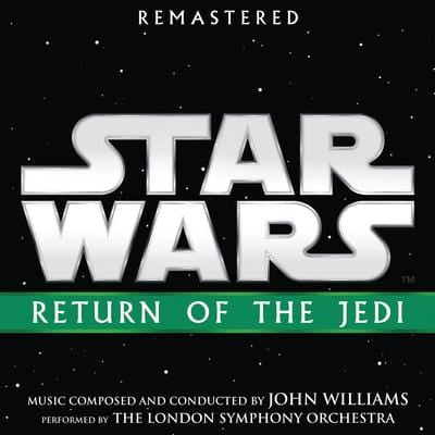 Star Wars - Episode VI: Return of the Jedi - John Williams [CD]