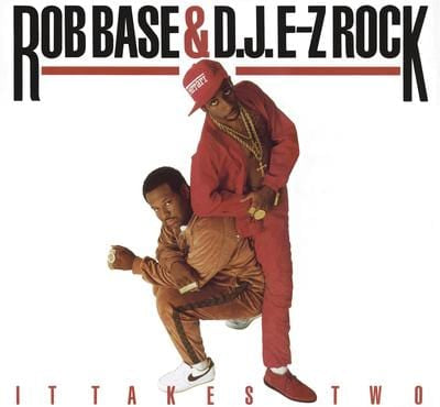 It Takes 2 - Rob Base and DJ EZ Rock [VINYL]