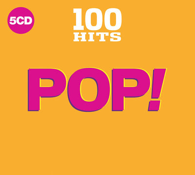 100 Hits: Pop - Various Artists [CD]