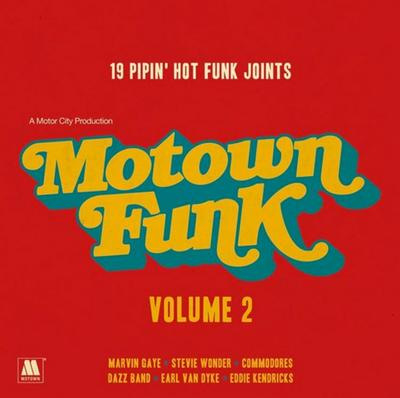 Motown Funk:  - Volume 2 - Various Artists [VINYL]