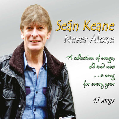 Never Walk Alone:   - Seán Keane [CD]