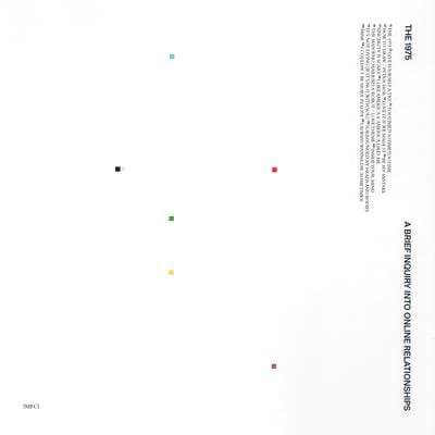 A Brief Inquiry Into Online Relationships - The 1975 [CD]