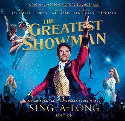 The Greatest Showman: Sing-a-long Edition - Various Artists [CD]