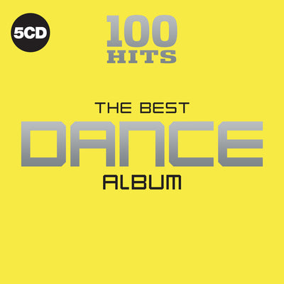 100 Hits: The Best Dance Album - Various Artists [CD]