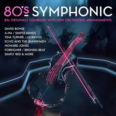 80s Symphonic:   - Various Artists [CD]