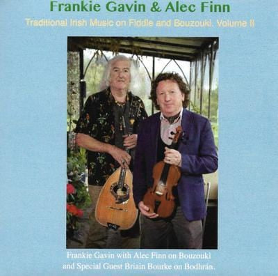 Traditional Irish Music On Fiddle and Bouzouki:  - Volume II - Frankie Gavin & Alec Finn [CD]