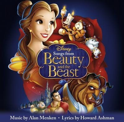 Songs from 'Beauty and the Beast' - Various Performers [VINYL]