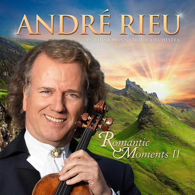 André Rieu: Romantic Moments II - André Rieu [CD]