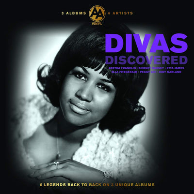Divas Discovered:   - Various Artists [VINYL]