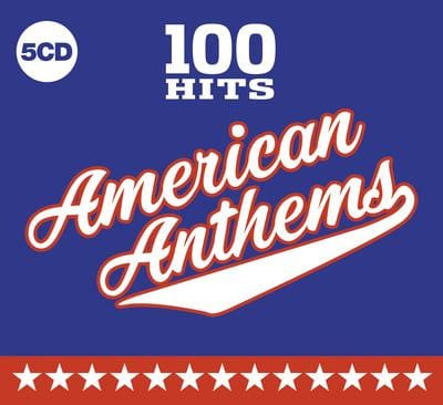 100 Hits: American Anthems - Various Artists [CD]