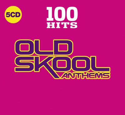 100 Hits: Old Skool Anthems - Various Artists [CD]