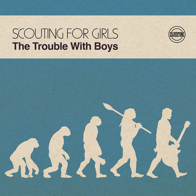 The Trouble With Boys - Scouting for Girls [CD]