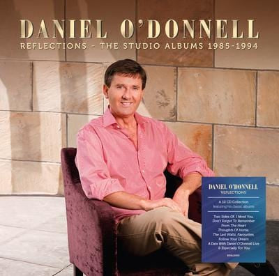 Reflections: The Studio Album 1985-1994 - Daniel O'Donnell [CD]