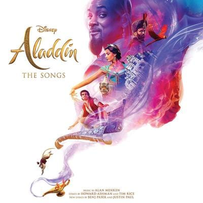 Aladdin: The Songs - Alan Menken [VINYL]