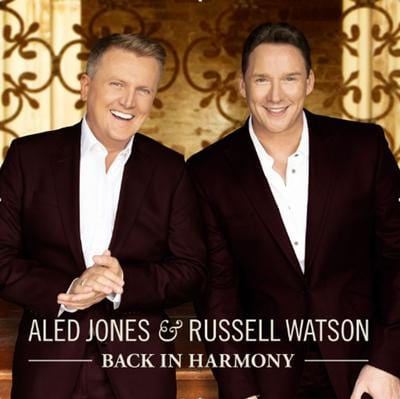Back in Harmony:   - Aled Jones & Russell Watson [CD]