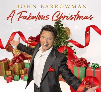 A Fabulous Christmas - John Barrowman [CD]