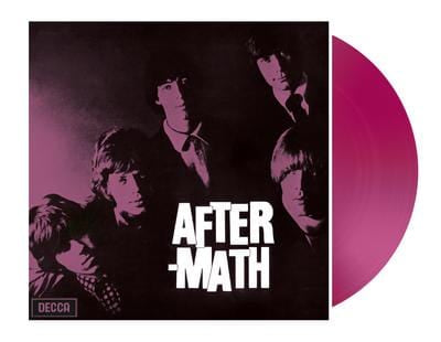Aftermath (UK Version) - (Golden Discs Exclusive) Violet Vinyl:   - The Rolling Stones [VINYL]