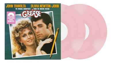 Grease - (Exclusive) Pink Vinyl - Various Artists [VINYL]